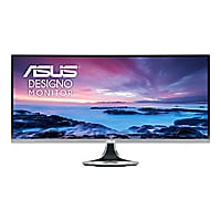 ASUS MX34VQ - LED monitor - curved - 34""