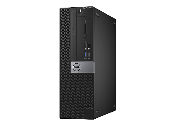 Dell OptiPlex 7050 - SFF - I5-7500 256GB 8GB W10P