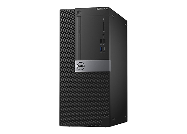 Dell OptiPlex 7050 - MT - I5-7500 500GB 8GB W10P