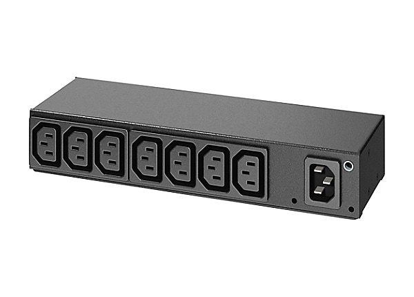 APC Basic Rack PDU AP6015A - power distribution unit