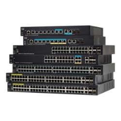 Cisco Small Business SG350X-48MP - switch - 48 ports - managed - rack-mount