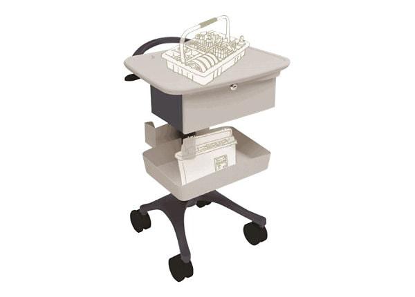 Anthro Zido Phlebotomy Cart II Package - cart