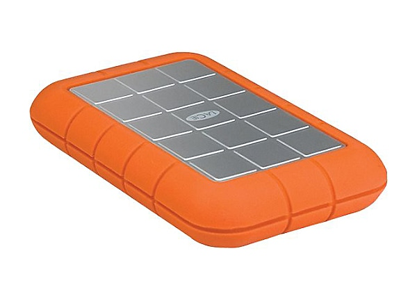 LaCie Rugged Triple STEU1000400 - hard drive - 1 TB - FireWire 800 / USB 3.