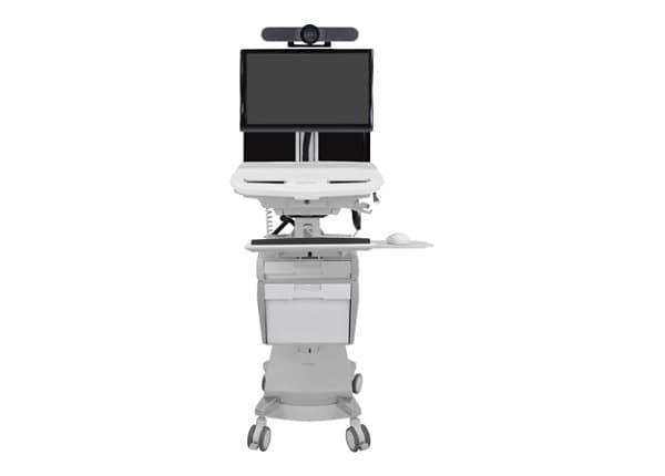Ergotron StyleView Telepresence - cart (open architecture)
