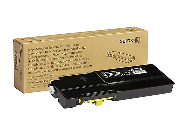 Xerox VersaLink C400 - yellow - toner cartridge