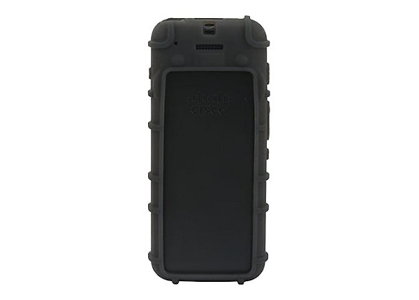 zCover Dock-in-Case CI821BCR - protective cover for wireless phone
