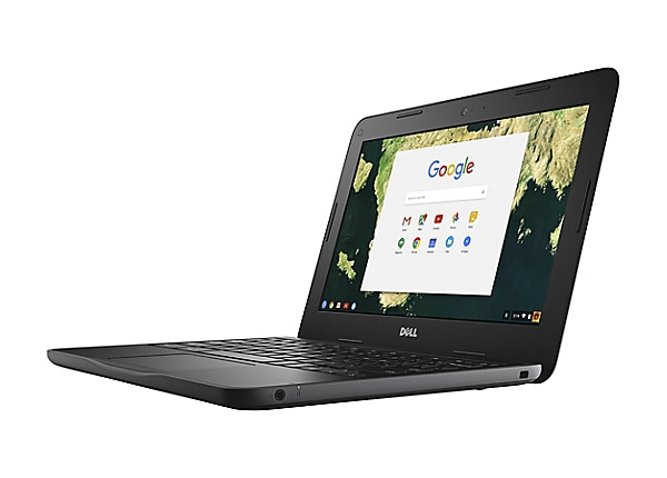 "Dell Chromebook 11 3180 - 11.6"" - Celeron N3060 - 4 GB RAM - 16 GB eMMC"