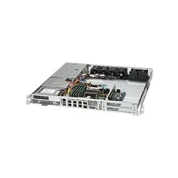 Supermicro SuperServer 1018D-FRN8T - rack-mountable - Xeon D-1587 1.7 GHz -