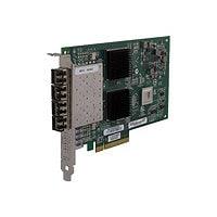HPE StoreFabric 84Q - host bus adapter