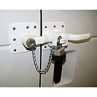 Havis Prisoner Transport Door Lock Option with Key
