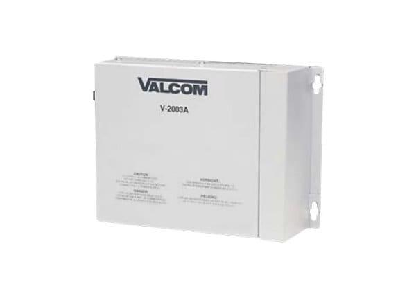 VALCOM 3ZONE PAGE CONTROL