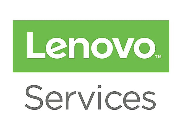 Lenovo On-Site - extended service agreement - 3 years - on-site