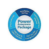 Liebert Power Assurance Package - extended service agreement - 5 years - on