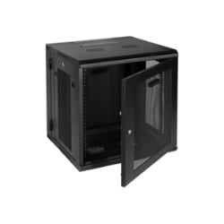 CyberPower Carbon CR12U51001 cabinet - 12U
