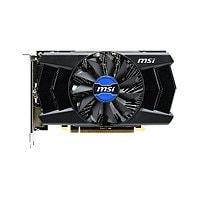 MSI R7 250 2GD3 OC - graphics card - Radeon R7 250 - 2 GB