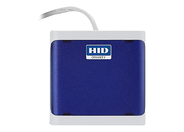 HID OMNIKEY 5022 - SMART card reader - USB 2.0