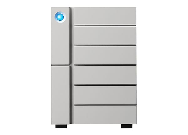 LaCie 6big Thunderbolt 3 STFK60000400 - hard drive array