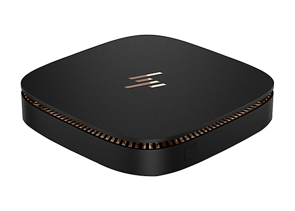 HP Elite Slice - Wireless Charging Top Cover - USFF - Core i5 6500T 2.5 GHz