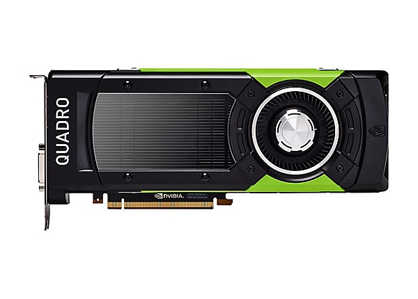 NVIDIA Quadro GP100 - graphics card - Quadro GP100 - 16 GB