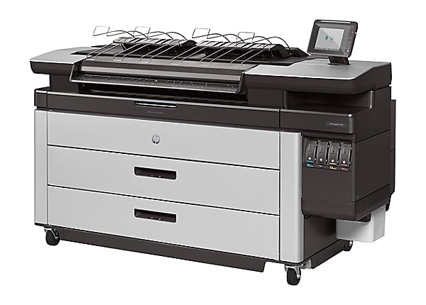 HP PageWide XL 4500 - multifunction printer - color