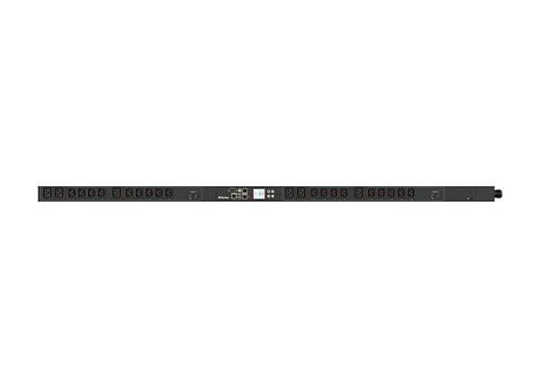 Raritan Dominion PX PX3-5495V-E2 - power distribution unit - 5800 VA