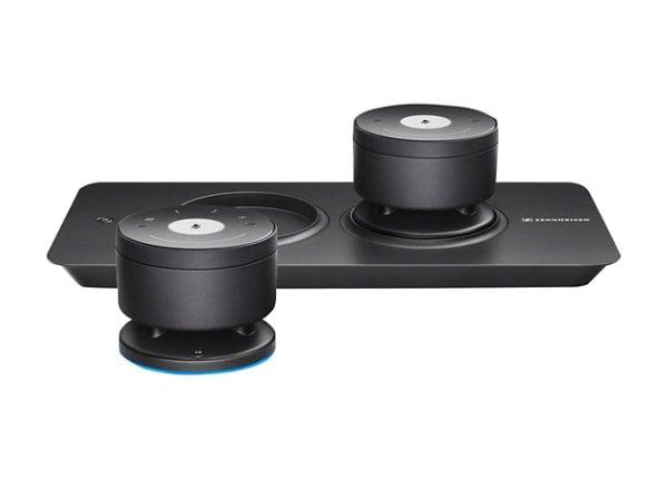 Sennheiser TeamConnect Wireless - Tray-M Set - speaker phone