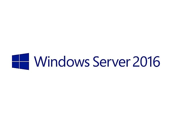 Microsoft Windows Server 2016 Standard - license - 16 additional cores