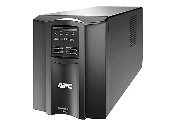 APC Smart-UPS 1500 LCD - UPS - 1 kW - 1440 VA - with APC UPS Network Manage