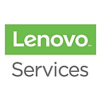 Lenovo Parts Delivered - extended service agreement - 5 years - shipment