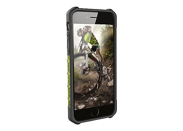 Urban Armor Gear Plasma back cover for cell phone