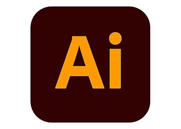 Adobe Illustrator CC for teams - Team Licensing Subscription New (17 months