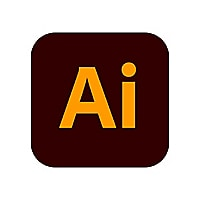 Adobe Illustrator CC for teams - Team Licensing Subscription New (18 months