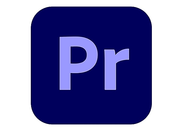 Adobe Premiere Pro CC for teams - Team Licensing Subscription New (22 month