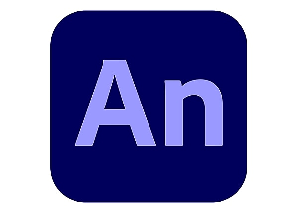 Adobe Animate CC for teams - Team Licensing Subscription New (22 months) -