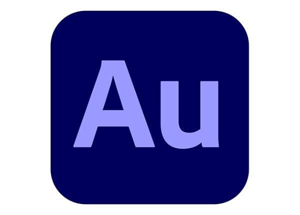 Adobe Audition CC for Enterprise - Enterprise Licensing Subscription New (3