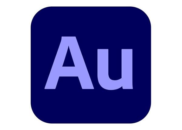 Adobe Audition CC for Enterprise - Enterprise Licensing Subscription New (4