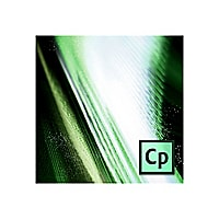 Adobe Captivate for Teams - Team Licensing Subscription Renewal (1 month) -