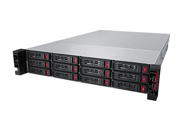 Buffalo TeraStation 51210RH Rackmount 32TB NAS Hard Drives Included