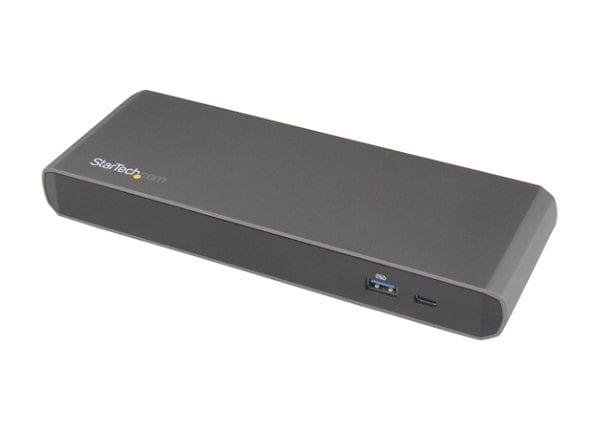 StarTech.com Thunderbolt 3 Docking Station - 4K HD