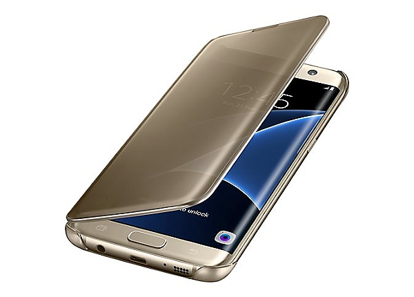 Samsung S-View Flip Cover EF-ZG935 flip cover for cell phone