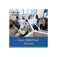 Cisco SMARTnet Software Support Service - technical support - for CON-SAU-L