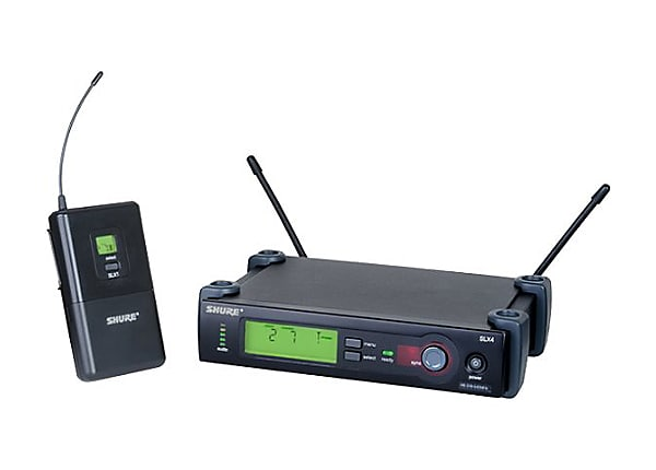Shure SLX14 - wireless audio delivery system