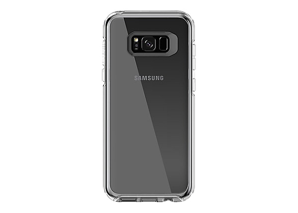 "OtterBox Symmetry Series Clear Samsung Galaxy S8+ - ProPack ""Each"" - back c"