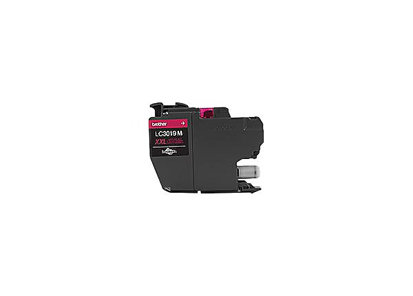 Brother LC3019M - XXL size - magenta - original - ink cartridge