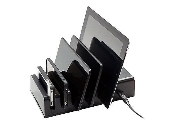 VisionTek 5 Device Charging Station power adapter