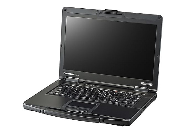 "Panasonic Toughbook 54 Gloved Multi Touch - 14"" - Core i5 6300U - 8 GB RAM"