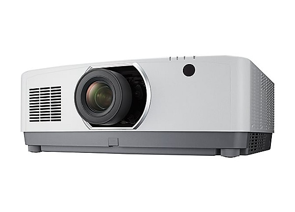 NEC NP-PA653UL-41ZL - PA Series - LCD projector - zoom lens - 3D