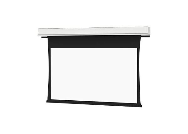 Da-Lite Tensioned Advantage Deluxe Electrol HDTV Format - projection screen