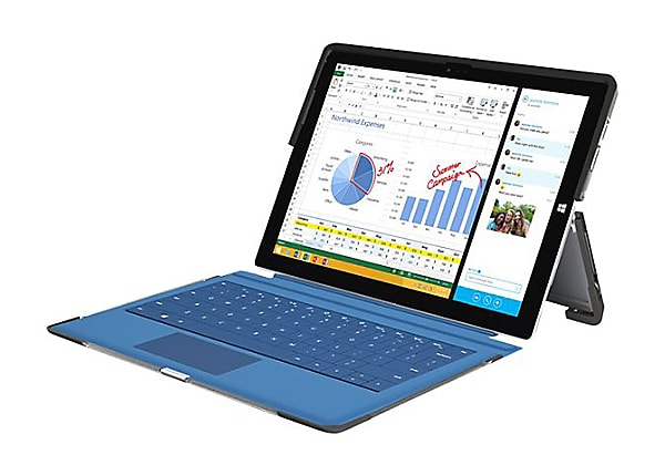 "OtterBox Symmetry Series Microsoft Surface Pro 3 - ProPack ""Carton"" - prote"