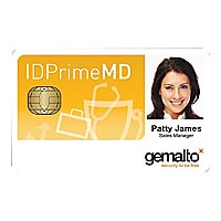 Gemalto IDPrime MD 830 - security smart card